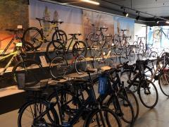 A reprendre magasin de vente et entretien de cycles- VTT, VTC (route) et électriques à Visé Province de Liège n°2