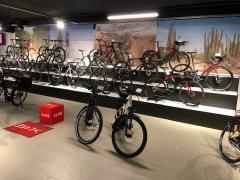 A reprendre magasin de vente et entretien de cycles- VTT, VTC (route) et électriques à Visé Province de Liège n°5