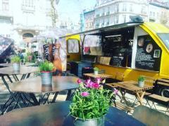 Voor 100 % van de aandelen over te nemen Foodtruck gespecialiseerd in Italiaanse gerechten te Brussel Brussel Hoofdstad