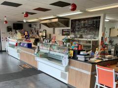 A vendre restaurant - friterie à Liège Province de Liège n°5