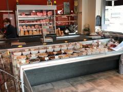 100 % des parts à reprendre d'une SPRL boucherie avec une situation commerciale dans une commune Flandre occidentale