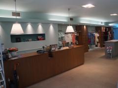 A reprendre magasin de lingerie à Saint- Nicolas Flandre orientale