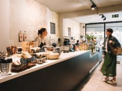 Affaire trendy healthy food avec salle à reprendre au sud de Limbourg Limbourg