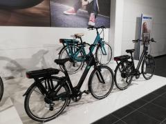 A reprendre dans la Campine de la province d'Anvers: Commerce de vélos spécialisé dans les vélos électriques, vélos et scooters essence et électriques Anvers n°2
